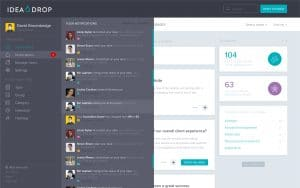 Idea Drop – Innovation Management Software – Notificaitons