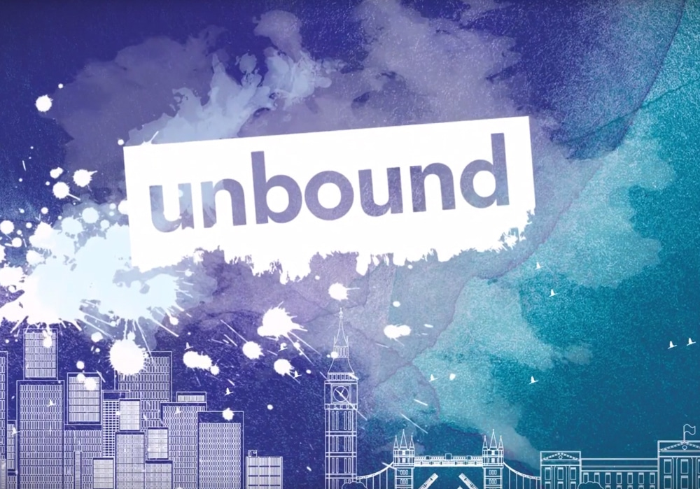 Meet us at Unbound Festival, London