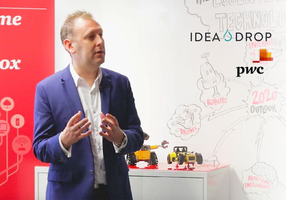 David Fowler from PwC speaks with Idea Drop about innovation