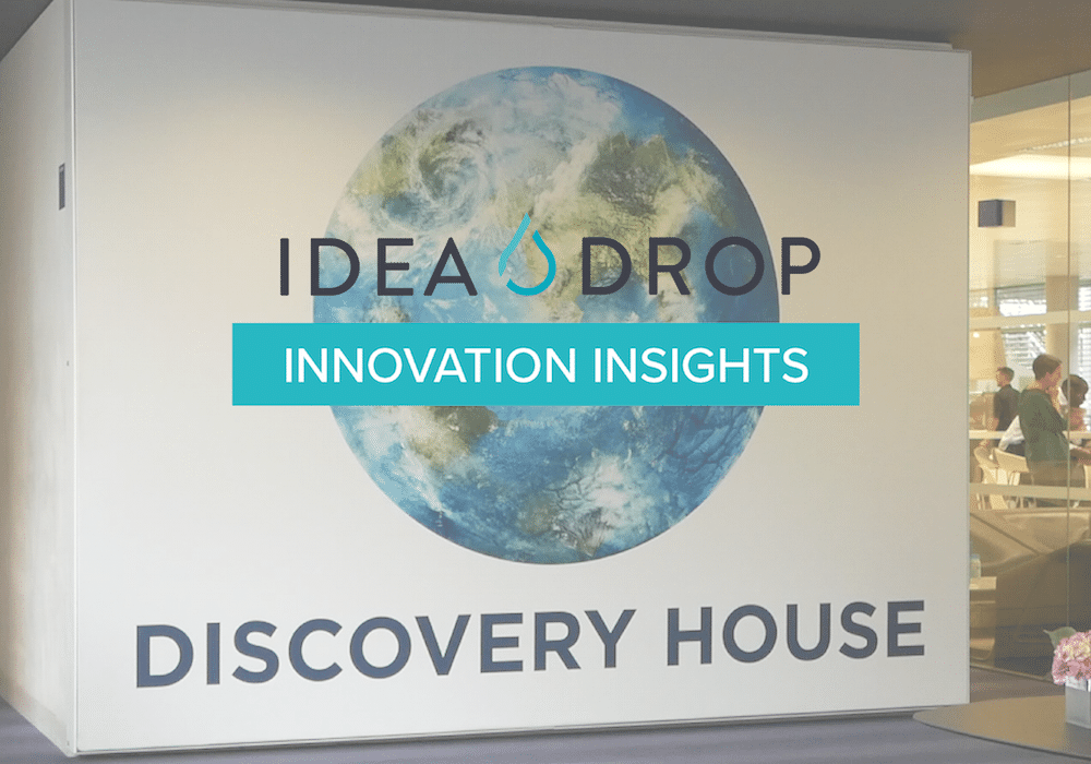 Innovation Insights with Discovery Networks