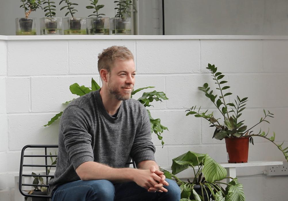 Jonny fisher innovation interview