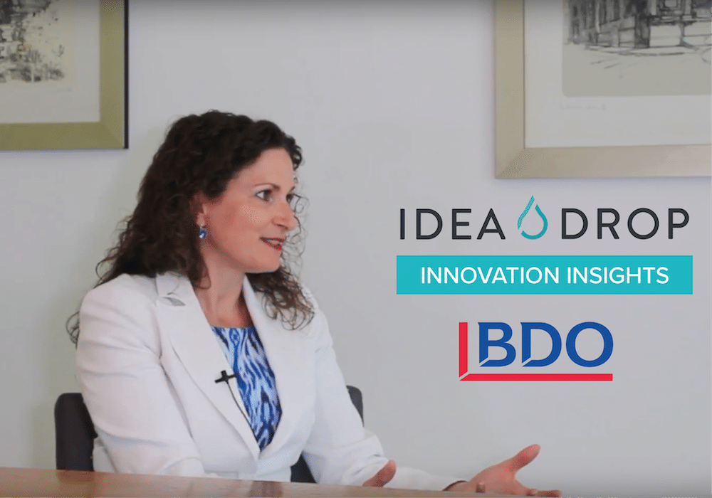Innovation Insights cover with Zoe Bailey