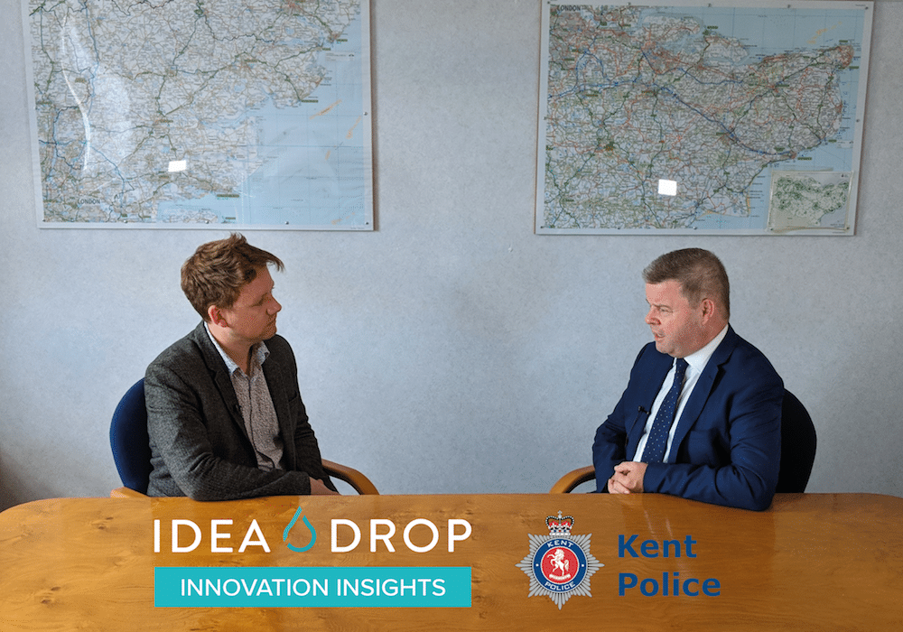 Innovation Insights with Kent Police