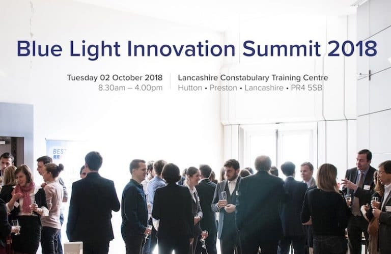 Blue Light innovation summit
