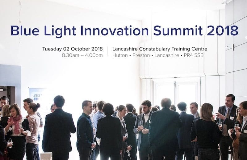 Introducing your speaker lineup at the Blue Light Innovation Summit