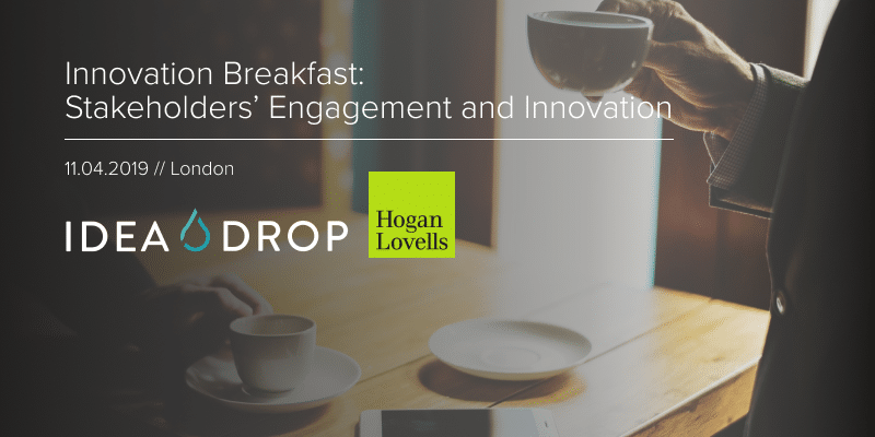 Innovation Breakfast: Stakeholders' Engagement and Innovation