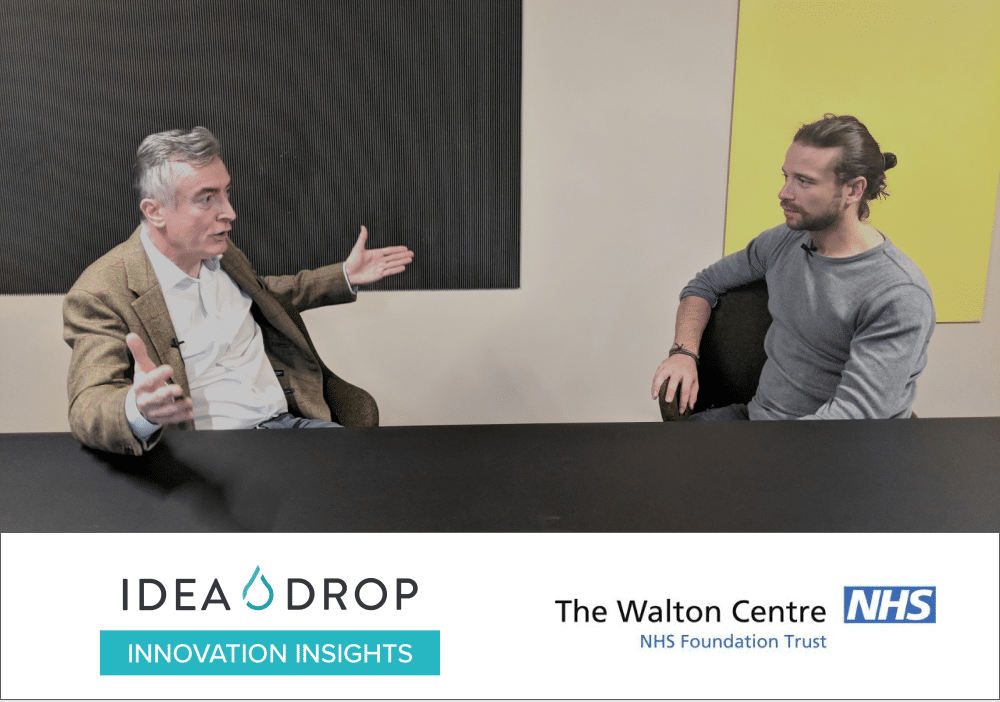 Innovation Insights with The Walton Centre – NHS Foundation Trust