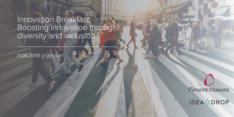 Innovation Breakfast: Boosting innovation through diversity and inclusion