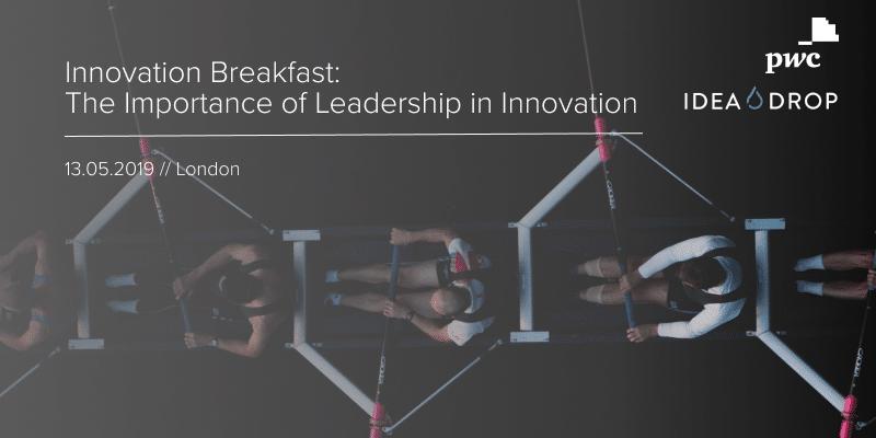 Innovation Breakfast: The importance of leadership in innovation