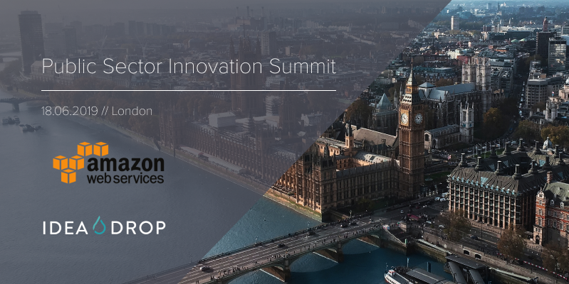 Public Sector Innovation Summit 2019 with AWS