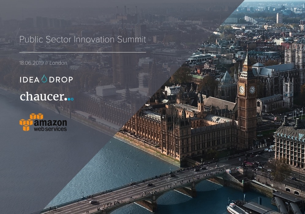 Introducing the Public Sector Innovation Summit 2019